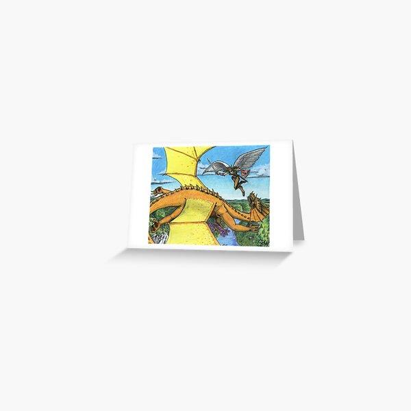 Guardian Greeting Card