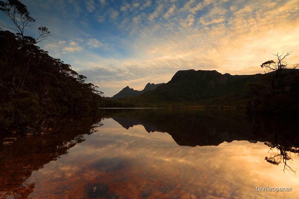 Lake Lilla Sundown by tinnieopener