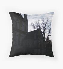 St Peter's, Parkstone Throw Pillow