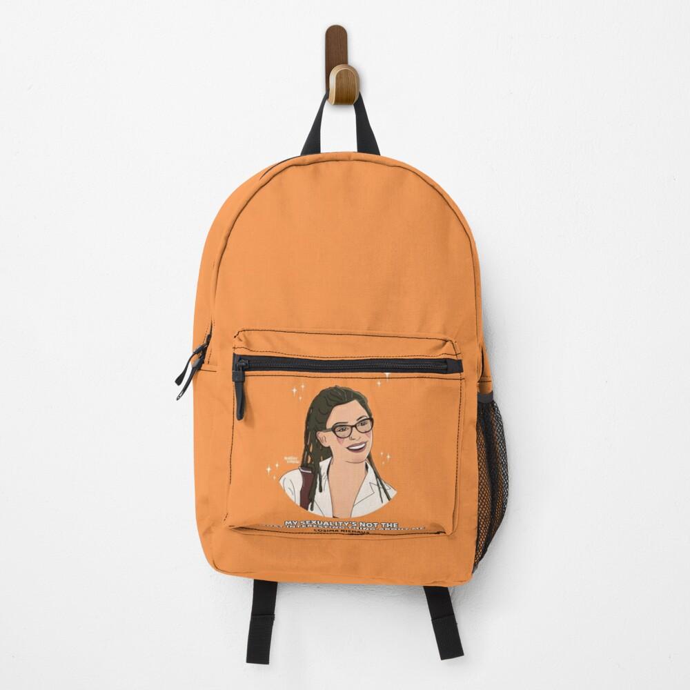 Cosima Orphan Black Backpack