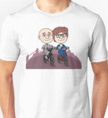 Dr. Evil & Austin Powers T-Shirt