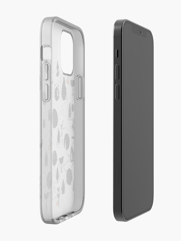 Alternate view of Foxes lost in the Wood iPhone Case & Cover