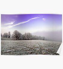 Freezing Fog Poster