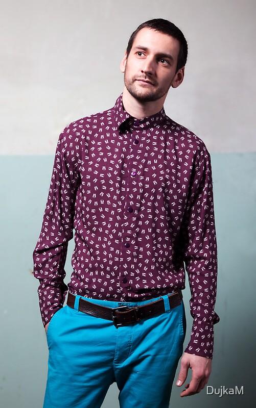 Manov Design Shirts for men #4 by DujkaM