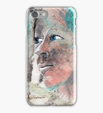 her reality or her dreams iPhone Case/Skin