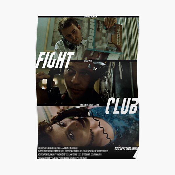 Poster Fight Club Poster
