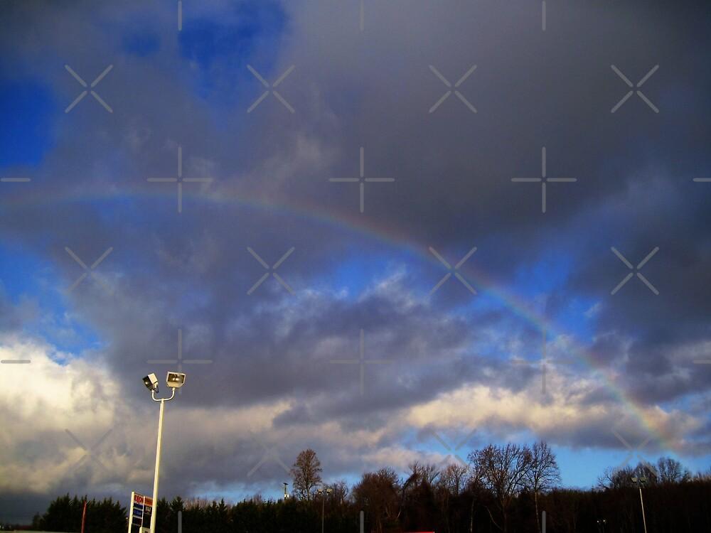 a rainbow morning by LoreLeft27