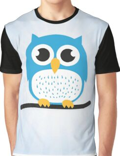 Sweet & cute owl Graphic T-Shirt