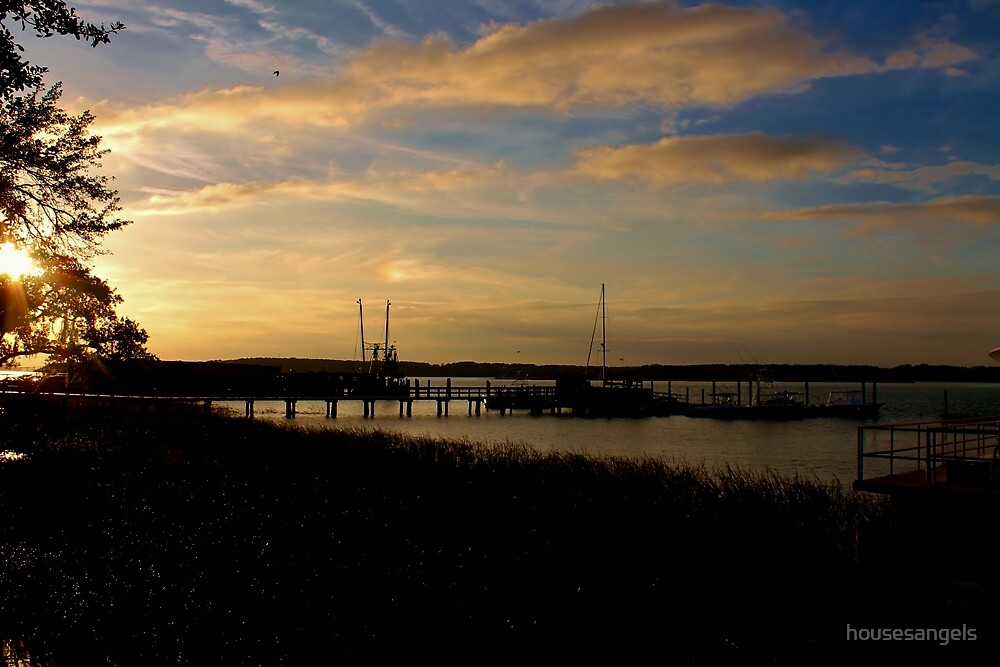 Sunrise Carolina by housesangels