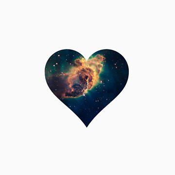 Space love by esmerose
