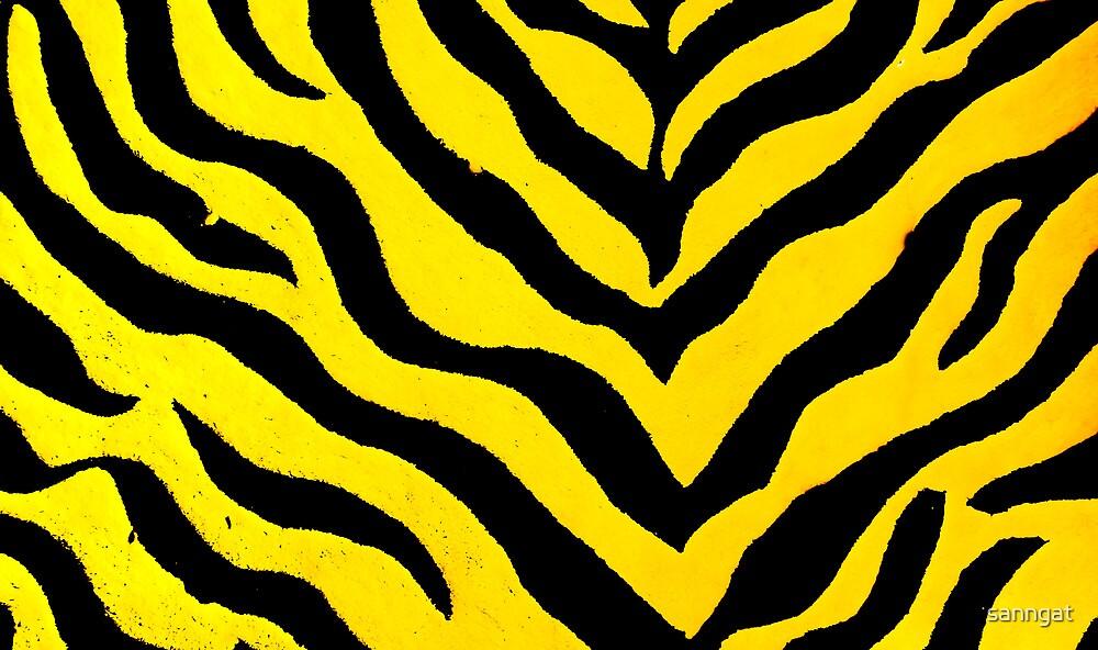 zebra pattern by sanngat