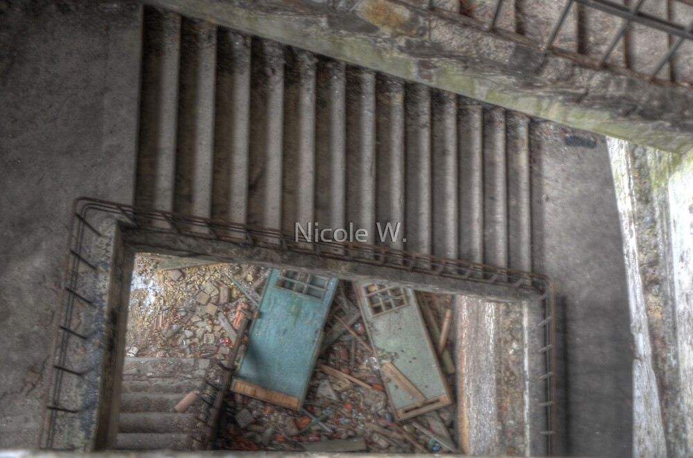 Two doors down by Nicole W.