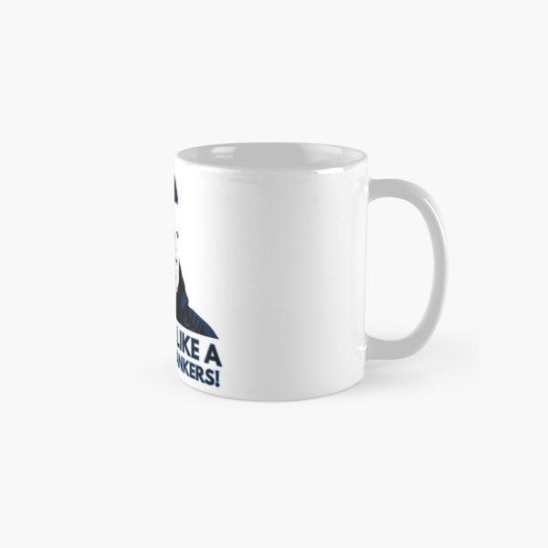 An Unimpressed Guenther Steiner Classic Mug