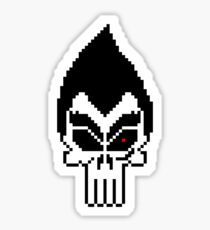 Kazuya: The Punisher Sticker