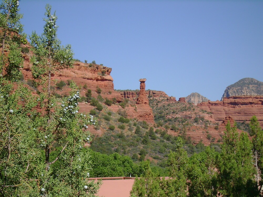 Red Rocks by Valerie Howell