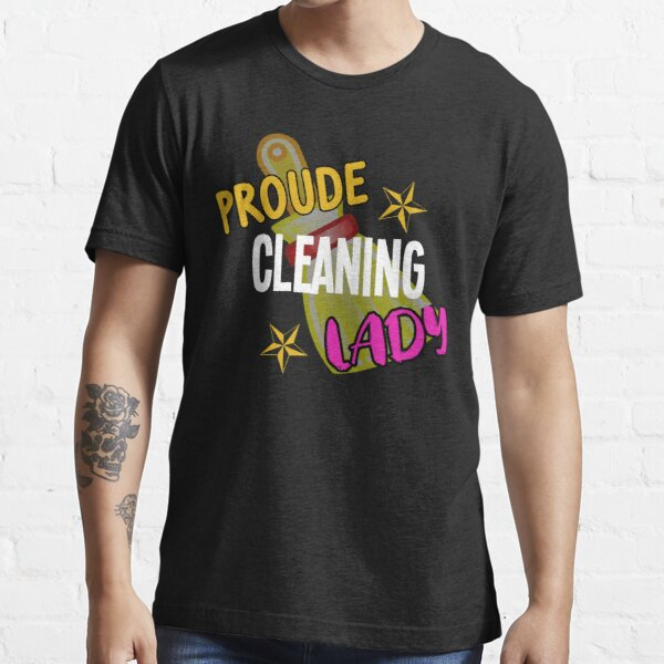 or cleaning power. Without a proper cleaning lady, some companies would sink into the dirt. Be proud to be a cleaner!                           On current occasions, football ghost games are played all over the world. A viewer  Essential T-Shirt