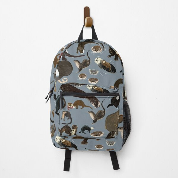 Old World otters Backpack