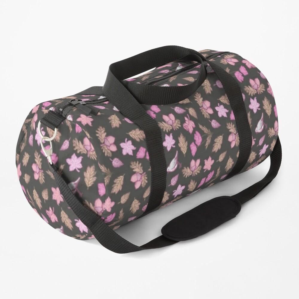 Folk Autumn Mauve Duffle Bag