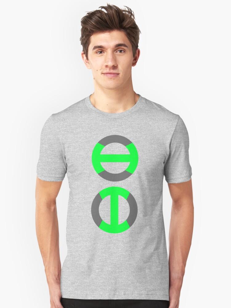 HI Unisex T-Shirt Front