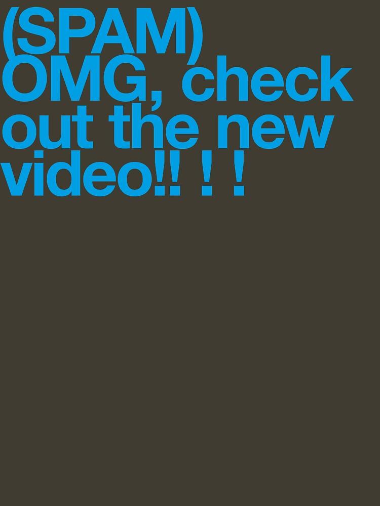 (Spam) OMG video! (Cyan type) by poprock