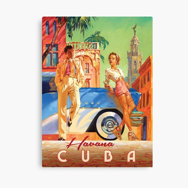 Havana Cuba Canvas Print