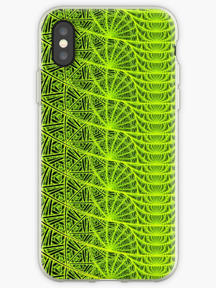 Snakeskin-look (for the iPhone/iPod) by Lyle Hatch