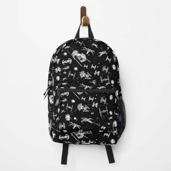 Space Ship Battle Backpack