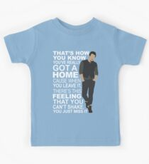 Nealfire - Feeling of Home Kids Tee