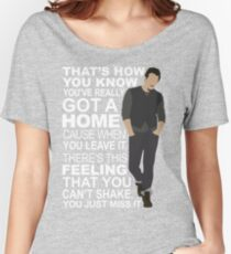 Nealfire - Feeling of Home Women's Relaxed Fit T-Shirt