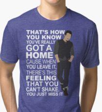 Nealfire - Feeling of Home Tri-blend T-Shirt