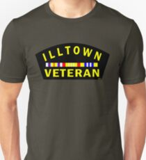 'Illtown Veteran' Slim Fit T-Shirt