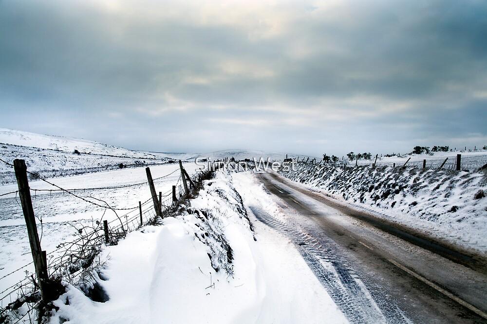 A Snowy Journey by Simon West