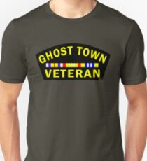 'Ghost Town Veteran' Slim Fit T-Shirt