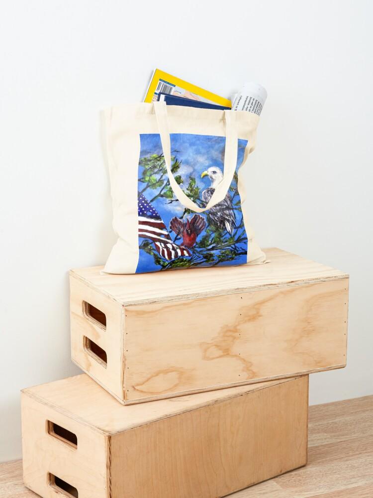 Alternate view of Hope Tote Bag