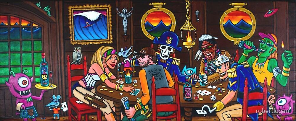 Pirate poker game by robertlogan