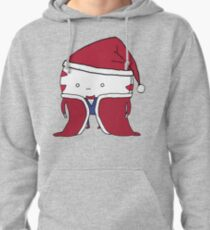 Peppermint Butler Christmas Outfit Pullover Hoodie