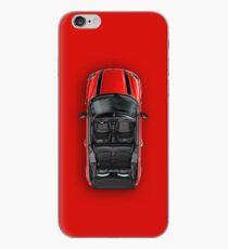 Mini Cooper Cabrio iPhone Case Red iPhone Case