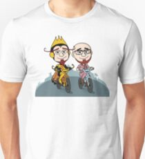 The Monarch & Dr. Venture Unisex T-Shirt