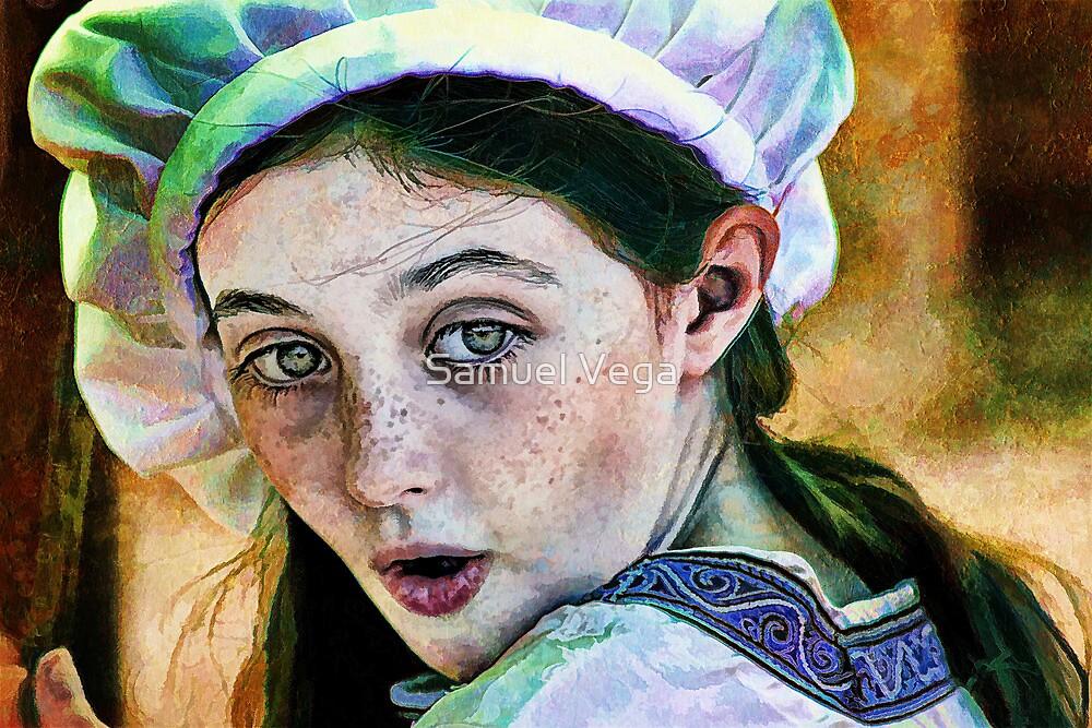The Baker's Daughter by Samuel Vega