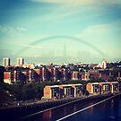 Newcastle Upon Tyne by Olly  Pirozek