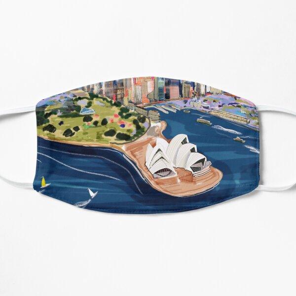 Sydney Harbour ft Das Opernhaus Maske