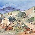 Meine Aloe-Route von Maree Clarkson