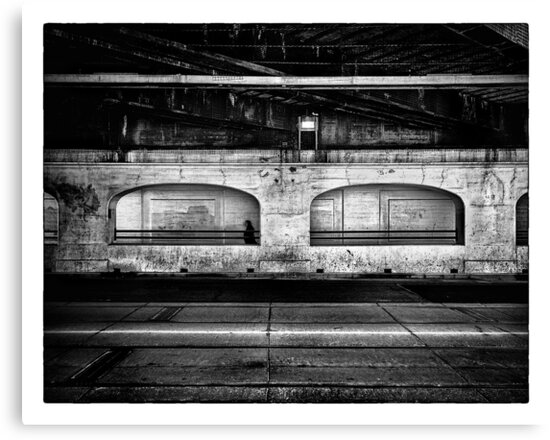 Under The Overpass by Brian Carson