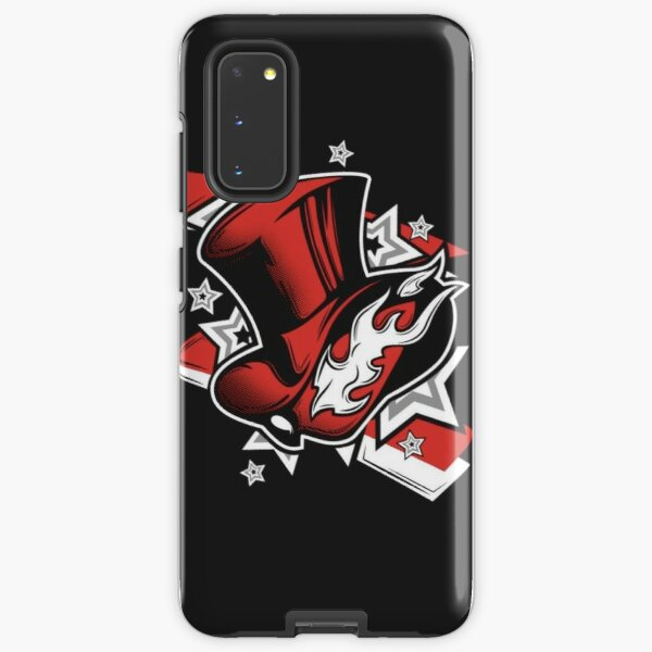 Persona 5 Royal The Phantom Thieves Logo Samsung Galaxy Tough Case