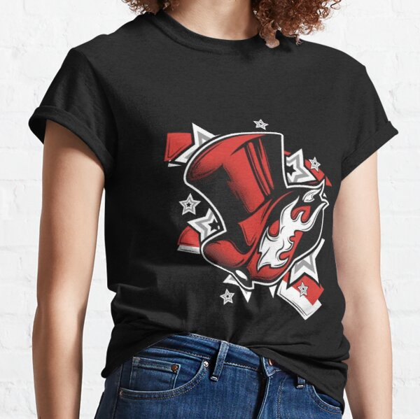 Persona 5 Royal The Phantom Thieves Logo T-shirt classique