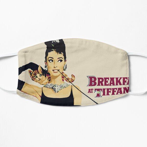 Breakfast at Tiffanys | Audrey Hepburn Flat Mask