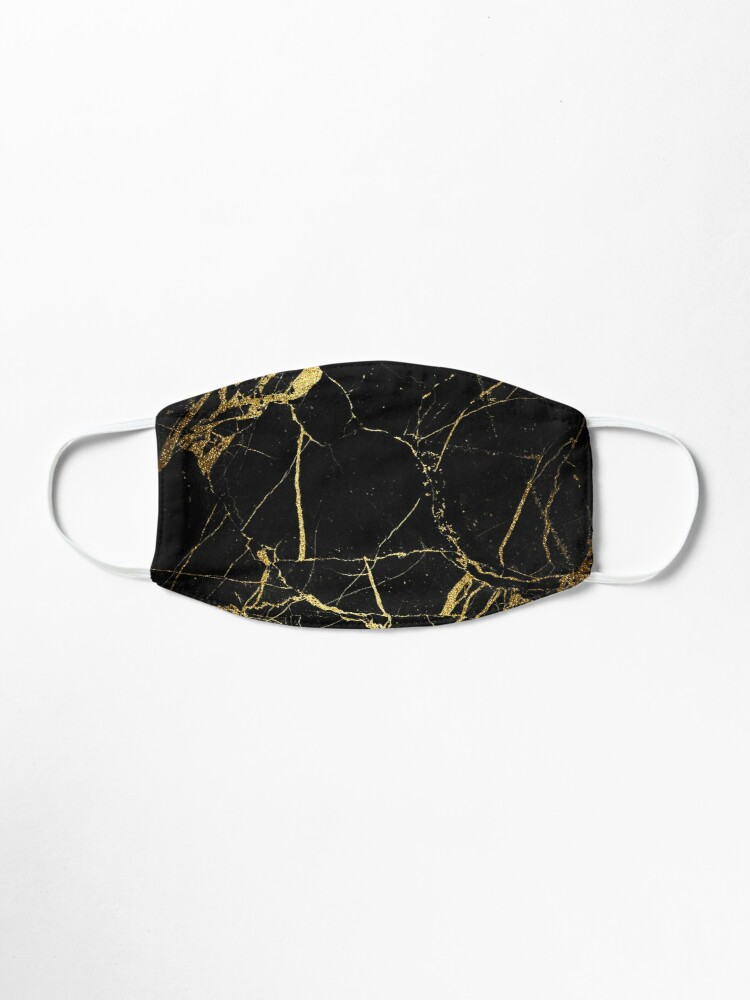 Alternate view of Black and gold Marble | Texture  Mask