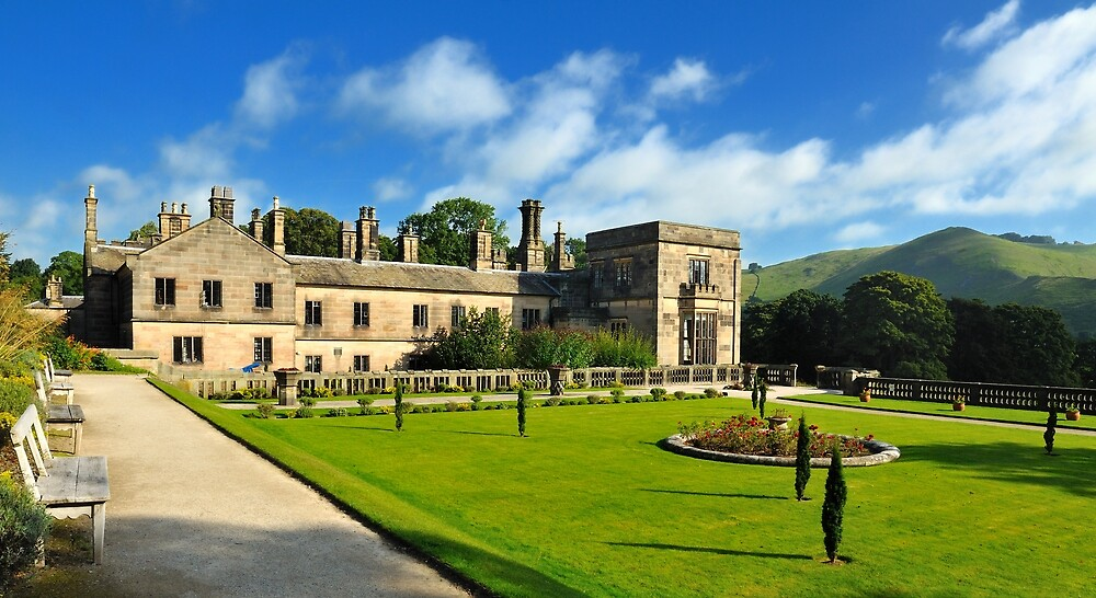 Ilam Hall by Moments In Time Photography