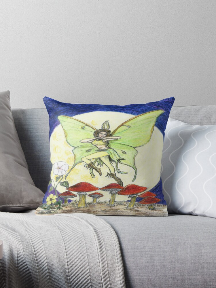 Luna Moth by David Webb