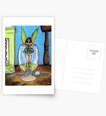 The Green Fairy Postcards